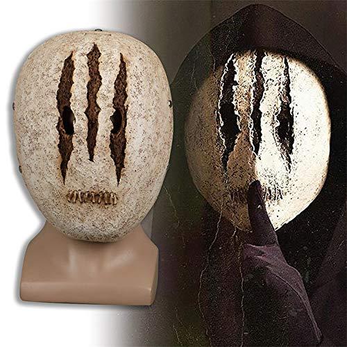 K-Y YK American Drama The Order mask Horror Props Dress up Teen Halloween Show Film Props Magic Club Cosplay Jack Morton mask