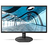 "PHILIPS 221S8LHSB/94 21.5"" Smart Image Monitor with TN Panel HDMI/VGA Port, 1 ms"