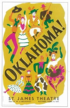 Best oklahoma musical poster Reviews