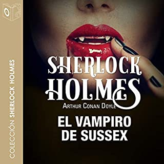 El vampiro de Sussex [The Sussex Vampire] audiobook cover art
