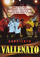 Concierto Vallenato [DVD]
