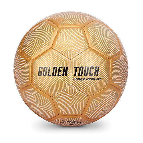 SKLZ Golden Touch Weighted Soccer Technique Training Ball