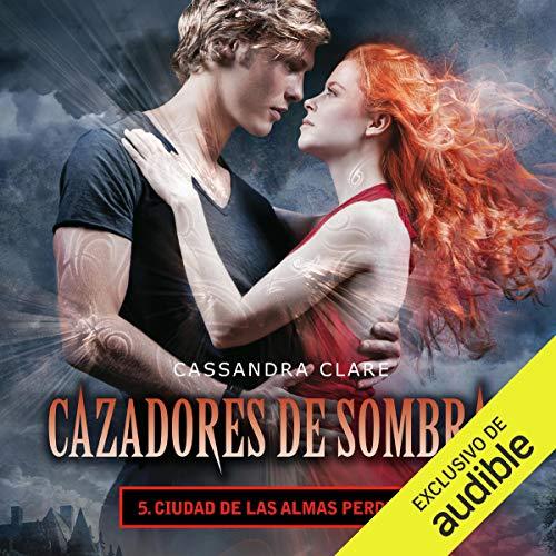 Ciudad de las almas perdidas audiobook cover art
