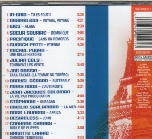 French Pop-Hits (Megahits aus Frankreich)