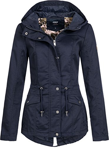 ONLY Damen Parka Kate 15149007 Night Sky XS