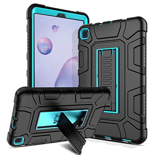 Venoro Galaxy Tab A 8.4 Case, Kickstand Shockproof Full-Body Protective Case Cover for Samsung Galaxy Tab A 8.4 2020 (Blue)