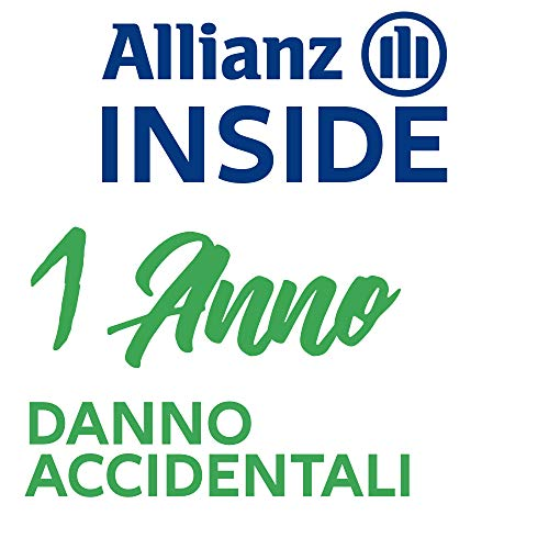 Allianz Inside, 1 Anno Copertura Danni accidentali per Biciclette/Monopattini elettriche è compreso tra 100,00€ e 149,99€