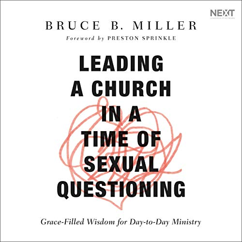 Leading a Church in a Time of Sexual Questioning cover art