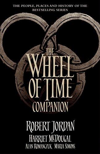 The Wheel of Time Companion (English Edition)