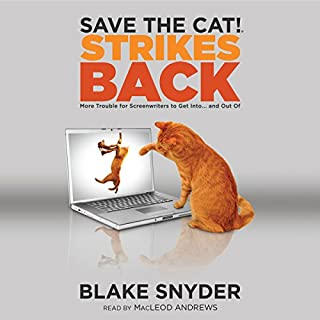 Save the Cat! Strikes Back cover art
