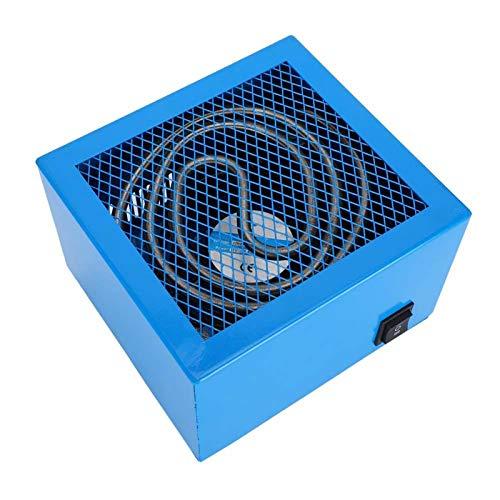Ventilatore ad aria calda Risparmio di spazio Asciugatore per orologi Parti di orologi Asciugatrice Strumento di riparazione per asciugare le parti di orologi per lavoratori che riparano