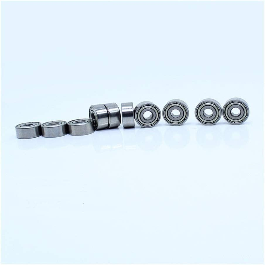 JIANMIN Bearing Tools All items in the store Practical 500PCS MR93ZZ 3 Max 45% OFF ABEC-1