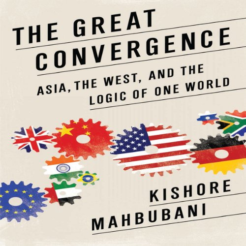 The Great Convergence audiobook cover art
