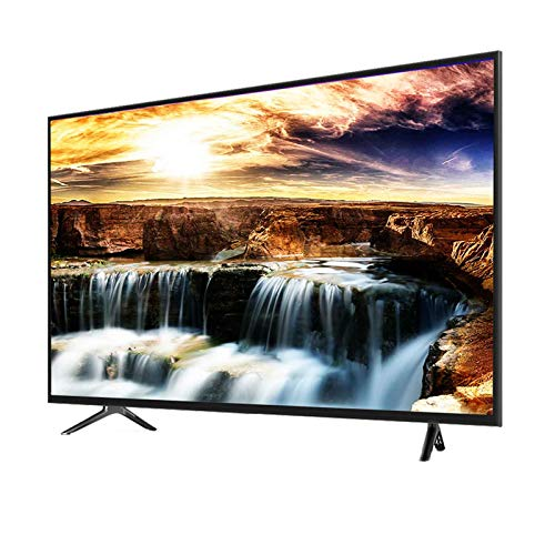 yankai Smart TV 4K UHD Televisiones,32/42/50/55/60 Pollici,Schermo Di Proiezione Wireless,Interfacce Multiple,con Supporto a Parete E Base