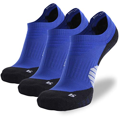 of work socks leading brands only Low Cut Cycling Socks for Men and Women,NIcool Bike Socks Breathable Caushion Running Athletic Socks 3/4/6 Pairs
