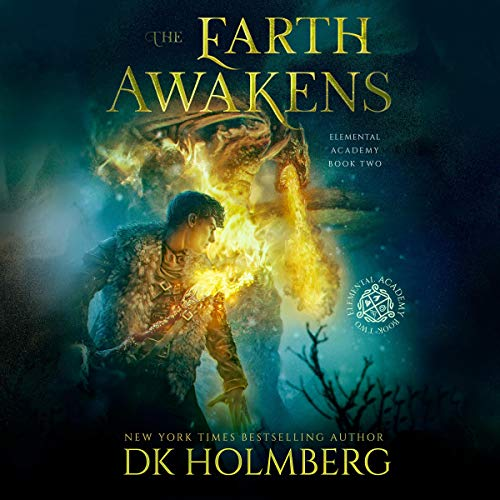 The Earth Awakens: An Elemental Warrior Series cover art