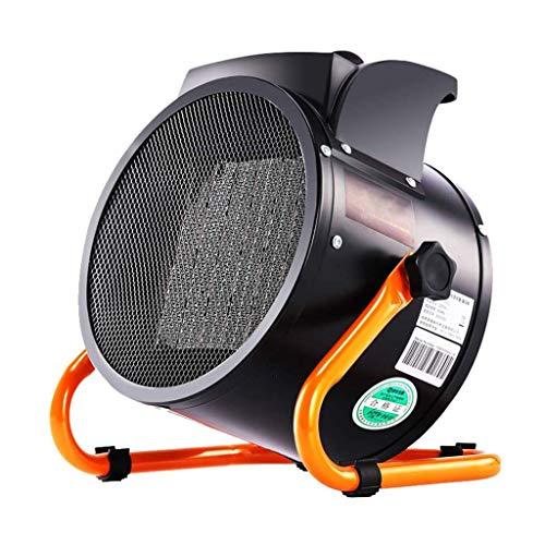Cajolg Calefactor Portatil,Elemento Calefactor cerámico PTC Fast Heater Handy Calentador,Cronotermostato Calefaccion Eléctrico