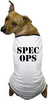 CafePress - SPEC OPS - Dog T-Shirt, Pet Clothing, Funny Dog Costume