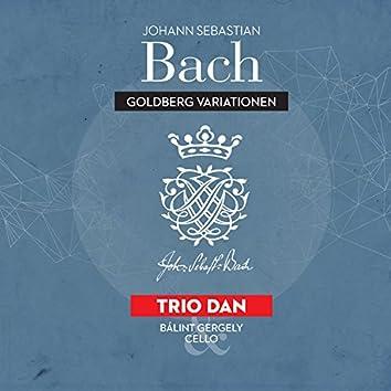 J. S. Bach - Goldberg Variationen, BWV 988 (Arr. Aaron Dan)
