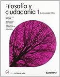 Filosofía y ciudadanía (1 Bachillerato) - 9788429443721 (Boomerang)