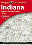 Delorme Indiana Atlas & Gazetteer