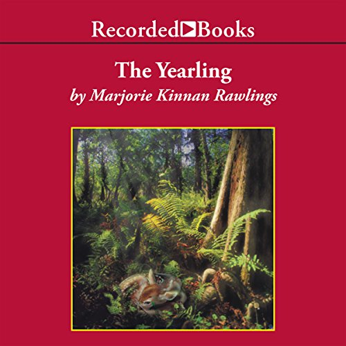 The Yearling audiobook cover art