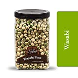 Wasabi Peas - (24 oz) Great Crunchy Spicy Snack for Daily Use - Plenty to Share - Reusable...