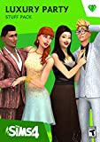 The Sims 4 - Luxury Party Stuff [Online Game Code]