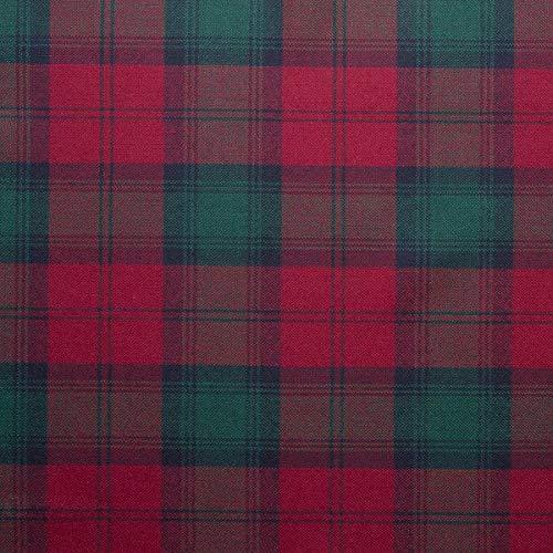 KWH Traditionelles schottisches Handfastenband aus 100% Wolle - L Tartans, Lindsay Modern