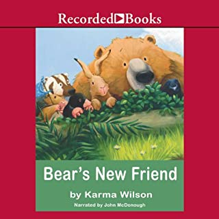 Bear's New Friend  cover art