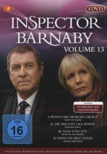 Inspector Barnaby, Vol.13 (4 DVDs)