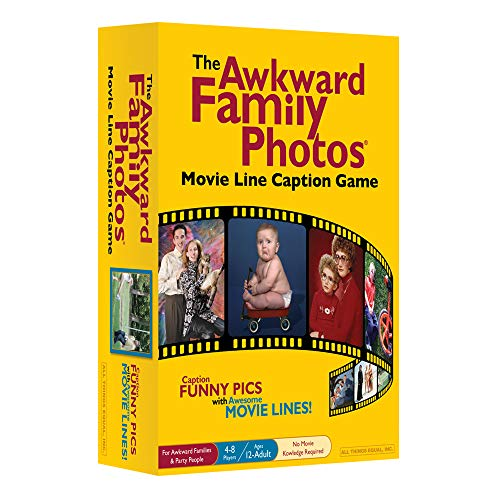 The Awkward Family Photos Movie Line Caption Game - Caption Funny Pics w/ Awesome Movie Lines