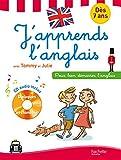 J'apprends l'anglais avec Tommy et Julie dès 7ans