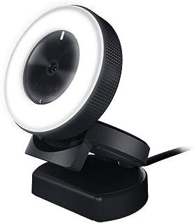 Razer Kiyo Ring Light Equipped Broadcasting Camera, (RZ19-02320100-R3M1)