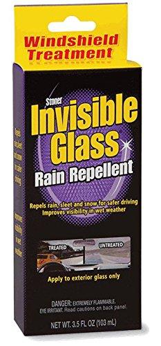 * * NEW * * Invisible Vehículo de vidrio * * repelente de lluvia * * Parabrisas sellador Tratamiento
