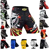 ROAR MMA Boxing Shorts Mixed Martial Art Muay Thai BJJ Grappling UFC Fighting