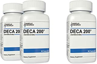 Deca 200® - Buy 2 Get 1 Free (Testosterone Enhancement) - Joint Protection, Muscle Recovery, Strength & Siz...