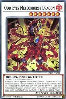 Odd-Eyes Meteorburst Dragon - LEDD-ENC31 - Common - 1st Edition - Legendary Dragon Decks (1st Edition)