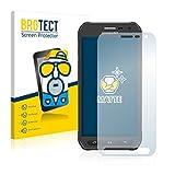 BROTECT 2X Entspiegelungs-Schutzfolie kompatibel mit Samsung Galaxy S6 Active SM-G890A Bildschirmschutz-Folie Matt, Anti-Reflex, Anti-Fingerprint