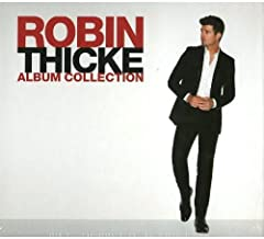 Robin Thicke: Album Collection