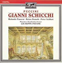 Gianni Schicchi by Puccini, G. (1992) Audio CD