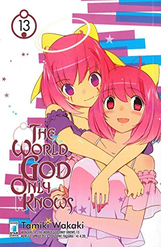 The world god only knows (Vol. 13)