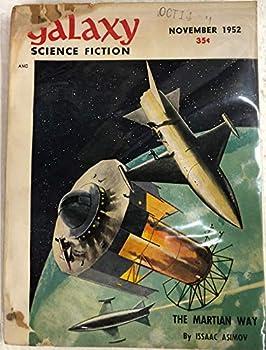 Paperback Galaxy Science Fiction (November 1952) (Volume 5, No. 2) Book