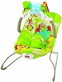 Fisher Price Baby Gear BCG48 - Sdraietta Cuccioli della Natura Deluxe
