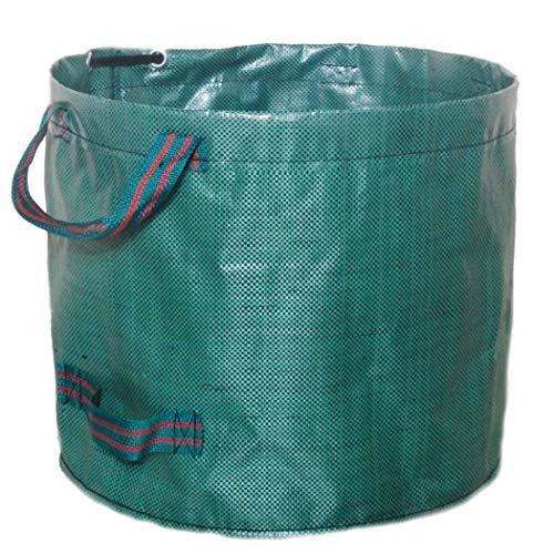 PrimeMatik Sac jardini/ère pour Plantes en Croissance Pot de Tissu de 20 litres 30x27cm 10-Pack