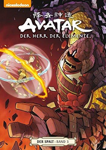 Avatar – Der Herr der Elemente 10: Der Spalt 3: Der Spalt Band 3