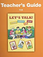 Let's Talk! Modern Hebrew for Teens - Teachers Guide 087441783X Book Cover