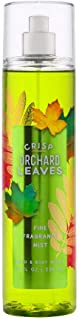 Best crisp orchard leaves bath and body works Reviews