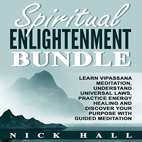 Spiritual Enlightenment Bundle audiobook cover art