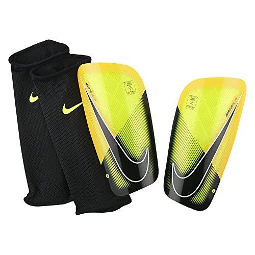 Nike Herren Mercurial Lite Schienbeinschoner, Grün, Gr. XS